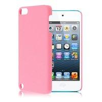 iPod Touch 5 6 hard hoesje hoes hardcase beschermhoes case - Lichtroze