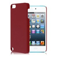 iPod Touch 5 6 hard hoesje hoes hardcase beschermhoes case - Rood