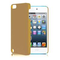 iPod Touch 5 6 hard hoesje hoes hardcase beschermhoes case - Goud