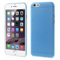 Ultra dunne, stevige 0.3 mm dikke iPhone 6 6s hoesjes - Blauw