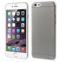 Ultra dunne, stevige 0.3 mm dikke iPhone 6 6s hoesjes - Grijs