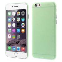 Ultra dunne, stevige 0.3 mm dikke iPhone 6 6s hoesjes - Groen