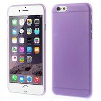 Ultra dunne, stevige 0.3 mm dikke iPhone 6 6s hoesjes - Paars