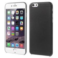 Ultra dunne, stevige 0.3 mm dikke iPhone 6 6s hoesjes - Zwart