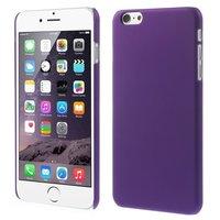 Stevige gekleurde hardcase iPhone 6 Plus 6s Plus Hoesje - Paars