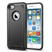 Shockproof Pro Armor hoesje voor iPhone 7 - Black case