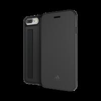 Adidas Folio Grip iPhone 6 Plus 6s Plus 7 Plus 8 Plus met flap - Zwart