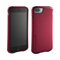 Element Case Aura bescherming case iPhone 7 Plus 8 Plus hoesje - Rood
