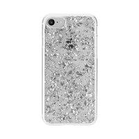 FLAVR iPlate snippers hoesje iPhone 6 6s 7 8 - Zilverkleurig
