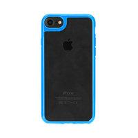 FLAVR Odet bumper hoesje iPhone 6 6s - Blauw Transparant