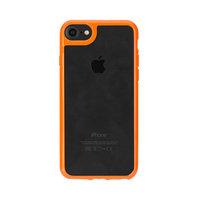 FLAVR Odet bumper hoesje iPhone 6 6s - Oranje Transparant