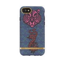 Richmond & Finch Tiger & Dragon iPhone 6 6s 7 8 hoesje - Gold Details Case