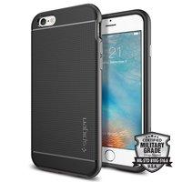 Spigen Neo Hybrid Gray iPhone 6 6s hoesje - grijze case
