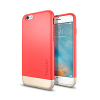 Spigen Style Armor Italian iPhone 6 6s - Rose Gold Case