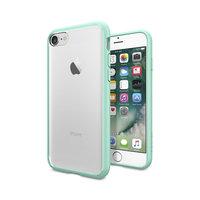 Spigen Ultra Hybrid iPhone 7 8 SE 2020 groen hoesje - Mint Green Case
