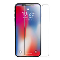 Tempered Glass Protector iPhone XS Max Gehard Glas - Screenprotector