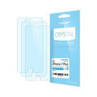 Spigen Film Crystal screenprotector scherm beschermer iPhone 7 Plus 8 Plus