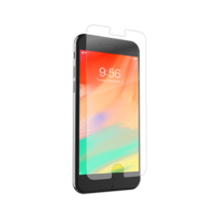 ZAGG invisibleSHIELD GLASS+ Screen Protector Tempered Glass iPhone 6 Plus 6s Plus 7 Plus 8 Plus