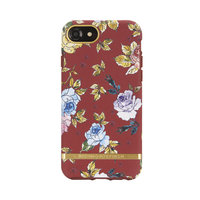 Richmond & Finch Red Floral rood goud bloemen iPhone 6 6s 7 8 - Rood