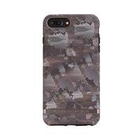 Richmond & Finch Camouflage bruin iPhone 6 Plus 6s Plus 7 Plus 8 Plus - Groen