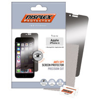 Displex Privacy screen protector doorzichtig iPhone 6 6s - Transparant