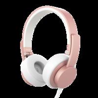 Urbanista Seattle CORDED roze goud Koptelefoon On Ear 1.2m - Rosegold