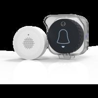 Eule Video Doorbell deurbel met video - Zwart