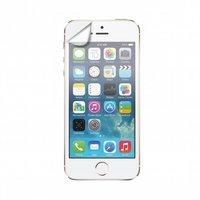 Xqisit Screen Protector Glossy twee stuks iPhone 5 5s 5c SE 2016 – Transparant
