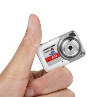 Kleinste digitale camera pocket mini digitale camera cadeau gadget - Wit