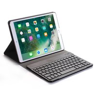 QWERTY Keyboard Case iPad Pro 10.5 inch & iPad Air 3 (2019) - Magnetisch toetsenbord hoes zwart