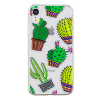 Cactus TPU hoesje iPhone XR cover