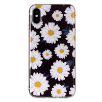 Madelief TPU hoesje iPhone XS Max case