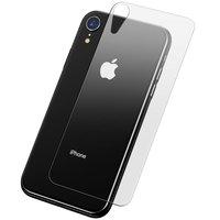 BASEUS Gehard Glas Tempered Glass achterkant beschermer iPhone XR