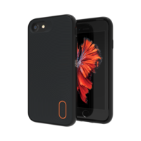 Gear4 Battersea case iPhone 6 6s 7 8 hoesje - Zwart