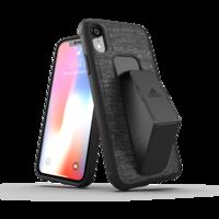 Adidas SP Grip Case FW18 Zwart iPhone XR hoesje - Zwart