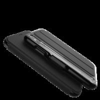 Gear4 Oxford hoes iPhone XS Max hoesje - Zwart