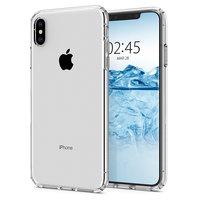 Spigen Liquid Crystal hoesje iPhone XS Max Doorzichtig case