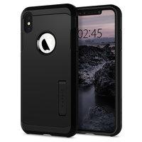 Spigen Tough Armor case hoesje beschermend iPhone XS Max zwart case