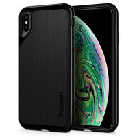 Spigen Neo Hybrid hoesje iPhone XS Max zwart case