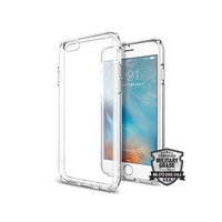 Spigen Ultra Hybrid case iPhone 6 6s transparant hoesje - Doorzichtig