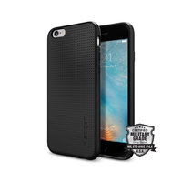 Spigen Liquid Air case iPhone 6 6s hoesje - Zwart