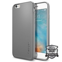 Spigen Liquid Air cover iPhone 6 6s hoesje - Grijs