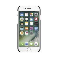 Spigen Thin Fit case iPhone 7 8 SE 2020 cover - Zwart hoesje