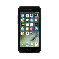 Spigen Liquid Air case iPhone 7 8 SE 2020 hoesje - Zwart
