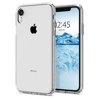 Spigen Liquid Crystal case iPhone XR doorzichtig hoesje - Transparant