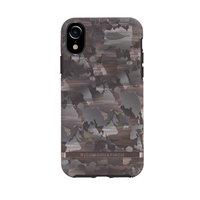 Richmond & Finch Concrete Camouflage iPhone XR hoesje - grijs case