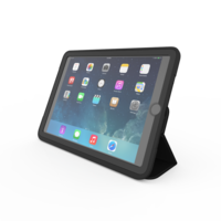 ZAGG Education PET Case iPad 9.7 inch 2017 2018 - Schokbestendig Zwart