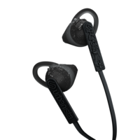 Urbanista Rio Sport In-Ear Oortjes - Zwart 3.5 mm headphone jack