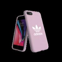 adidas Originals Moulded Case CANVAS FW18 iPhone 6 6s 7 8 SE 2020 roze hoesje