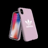 adidas Originals Moulded Case CANVAS FW18 iPhone X XS roze hoesje